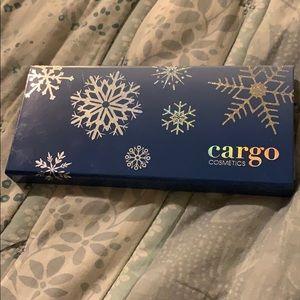 Cargo cosmetics eyeshadow palette